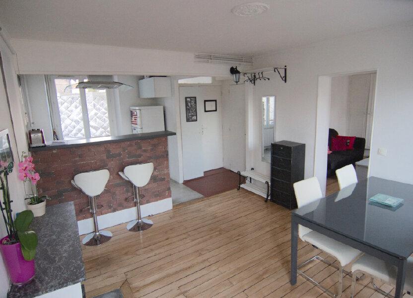 Appartement à louer 58.87m2 à Lagny-sur-Marne