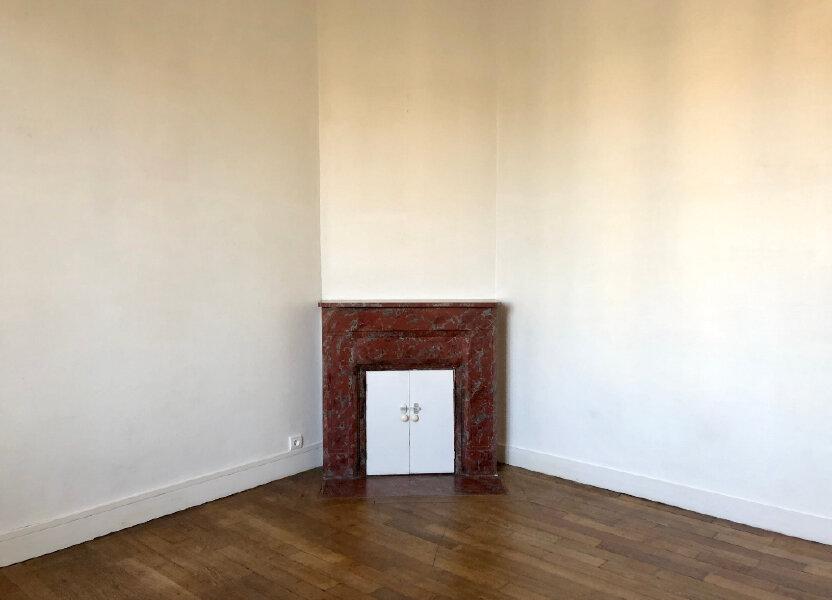 Appartement à louer 34.86m2 à Lagny-sur-Marne