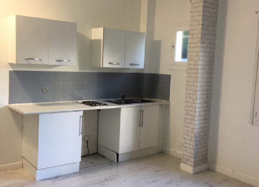 Appartement à louer 21.38m2 à Lagny-sur-Marne