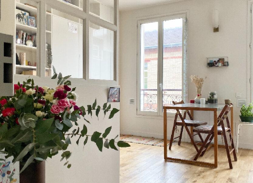 Appartement à louer 19.57m2 à Paris 18