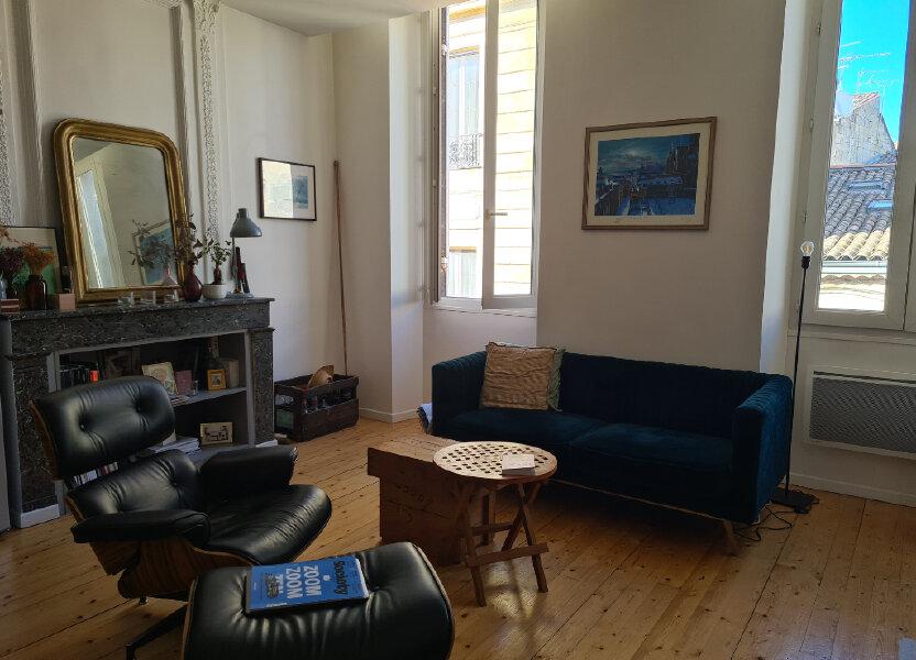 Appartement à louer 55.58m2 à Bordeaux