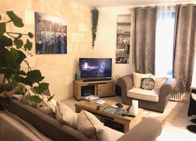 Appartement à louer 50.19m2 à Bordeaux