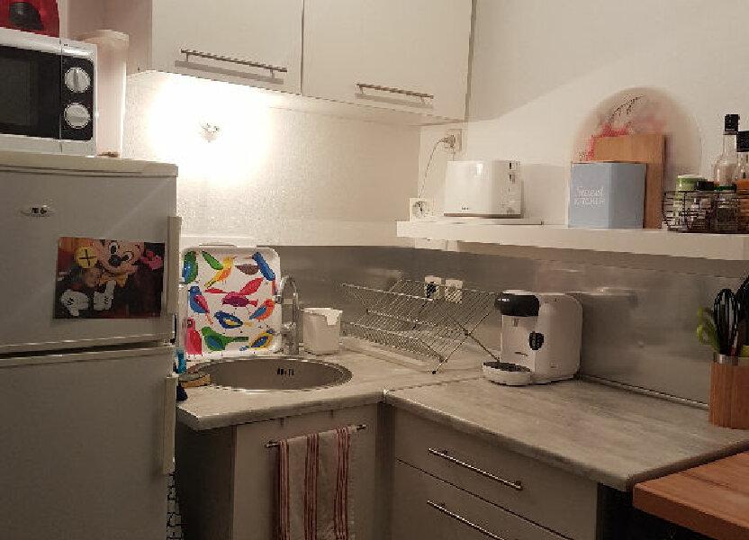 Appartement à louer 39.1m2 à Istres