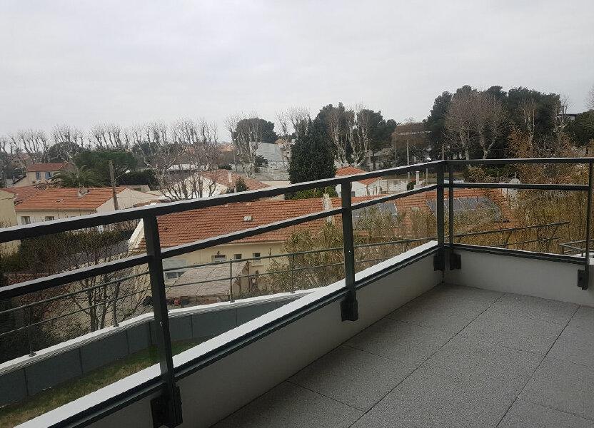 Appartement à louer 37.9m2 à Istres