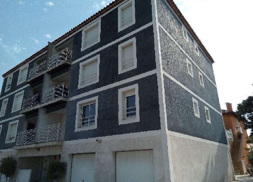 Appartement à louer 38.65m2 à Martigues
