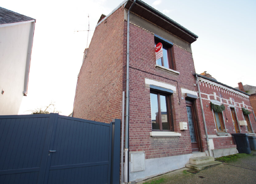 Maison à vendre 68.51m2 à Roye