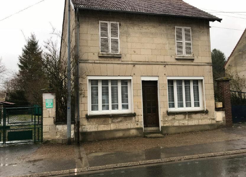 Maison à vendre 101m2 à Carlepont