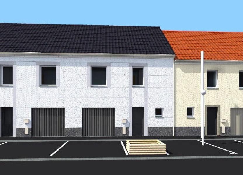 Maison à vendre 107.05m2 à Roye