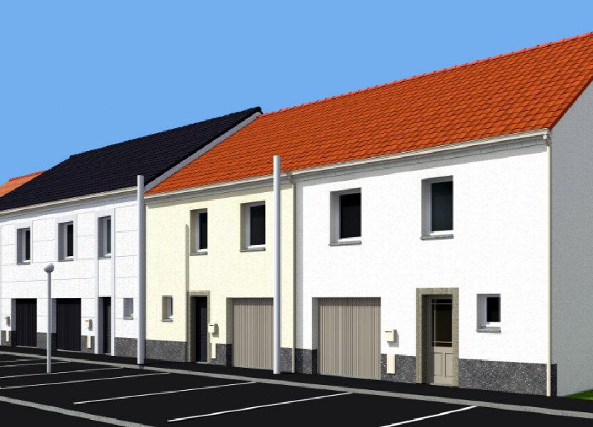 Maison à vendre 107.65m2 à Roye