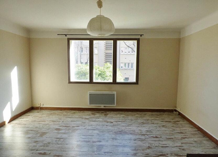 Appartement à louer 55.61m2 à Nîmes