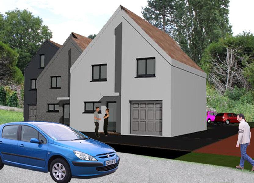 Maison à vendre 100m2 à Andolsheim