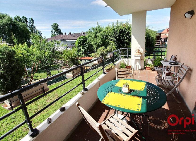 Appartement à vendre 63m2 à Herrlisheim-près-Colmar
