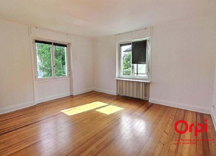 Appartement à louer 87m2 à Colmar