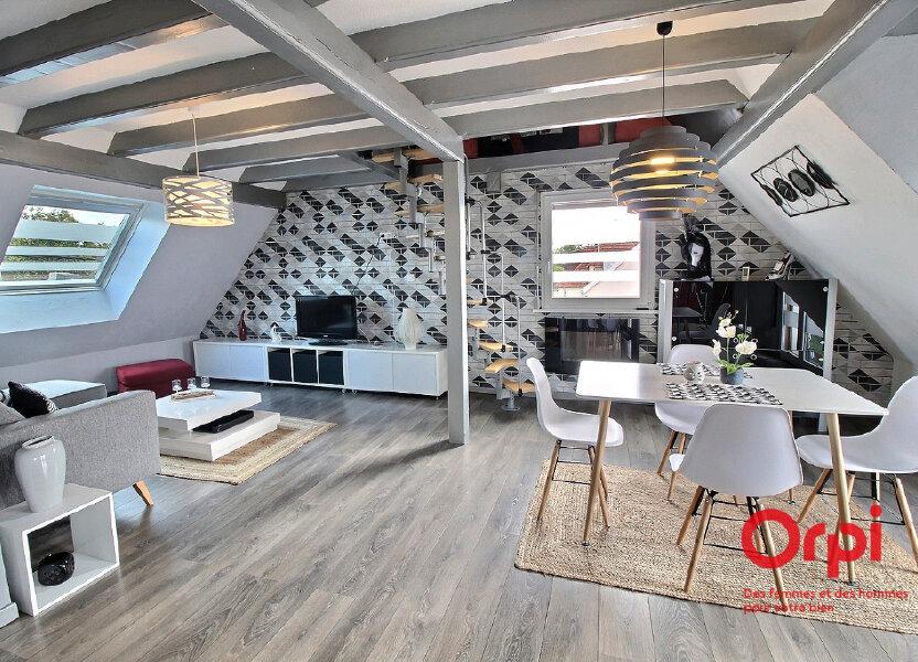 Appartement à louer 58m2 à Colmar