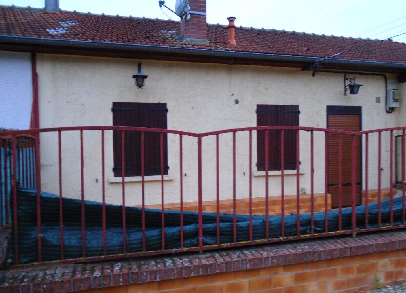 Maison à vendre 73m2 à Montdidier