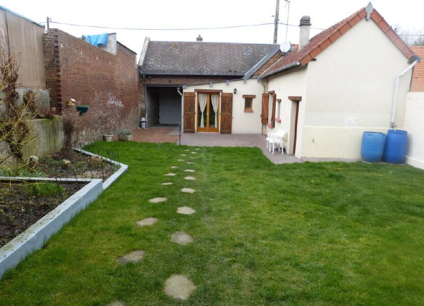 Maison à vendre 74m2 à Pierrepont-sur-Avre