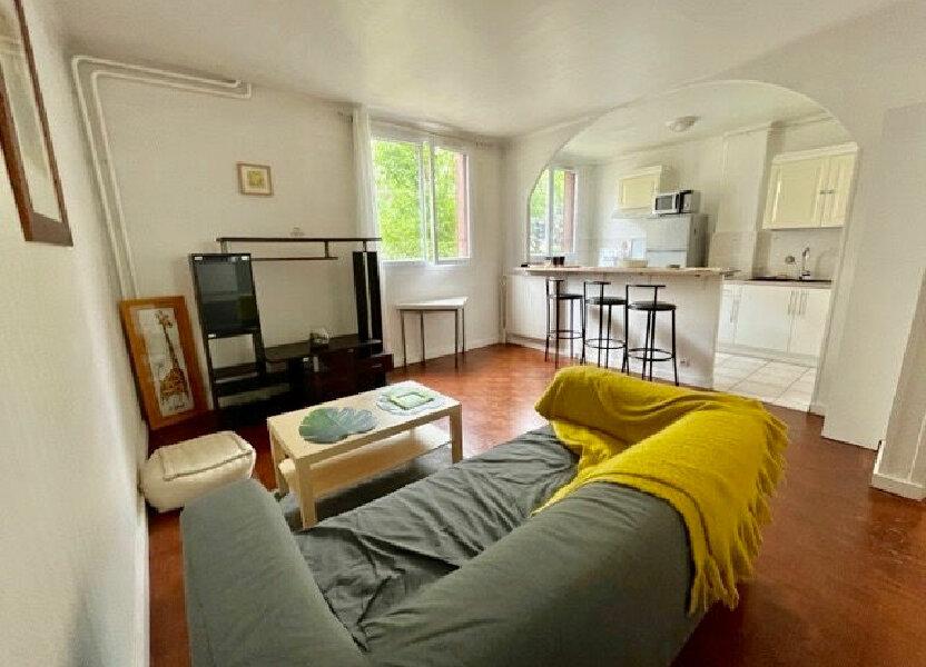 Appartement à louer 43.59m2 à Boulogne-Billancourt