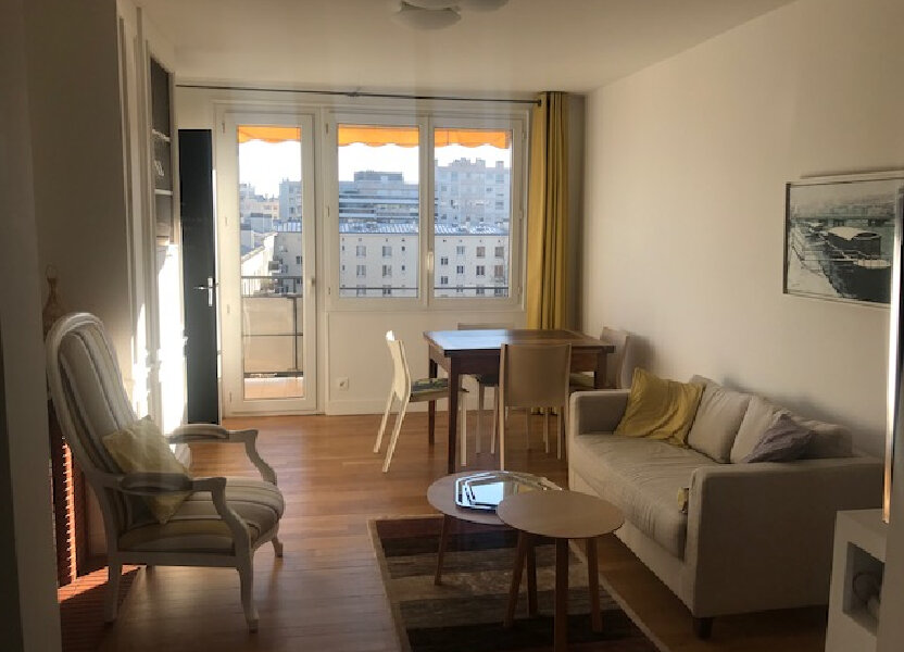 Appartement à louer 63.15m2 à Boulogne-Billancourt