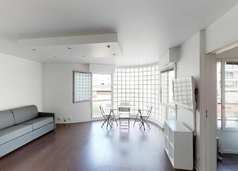 Appartement à louer 38.95m2 à Boulogne-Billancourt