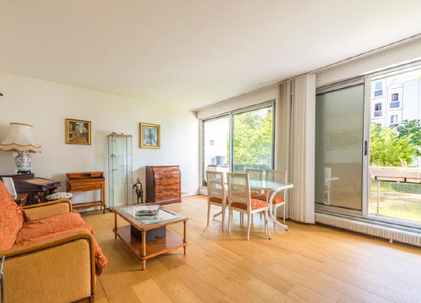 Appartement à vendre 74m2 à Boulogne-Billancourt