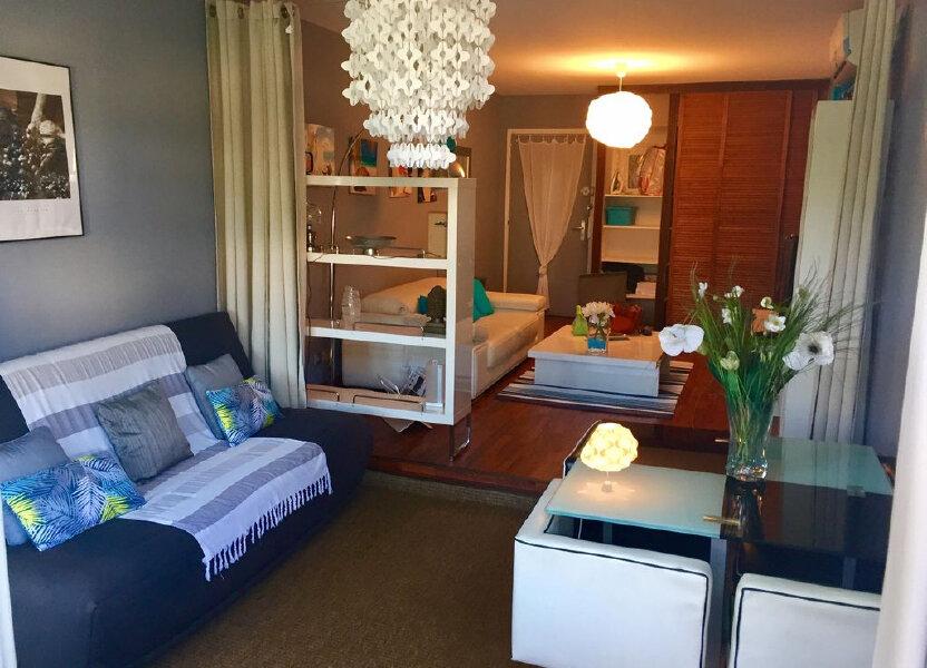 Appartement à vendre 55m2 à Saint-Paul