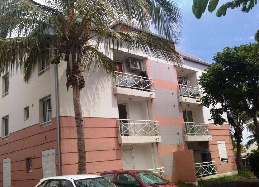 Appartement à vendre 39m2 à Saint-Pierre