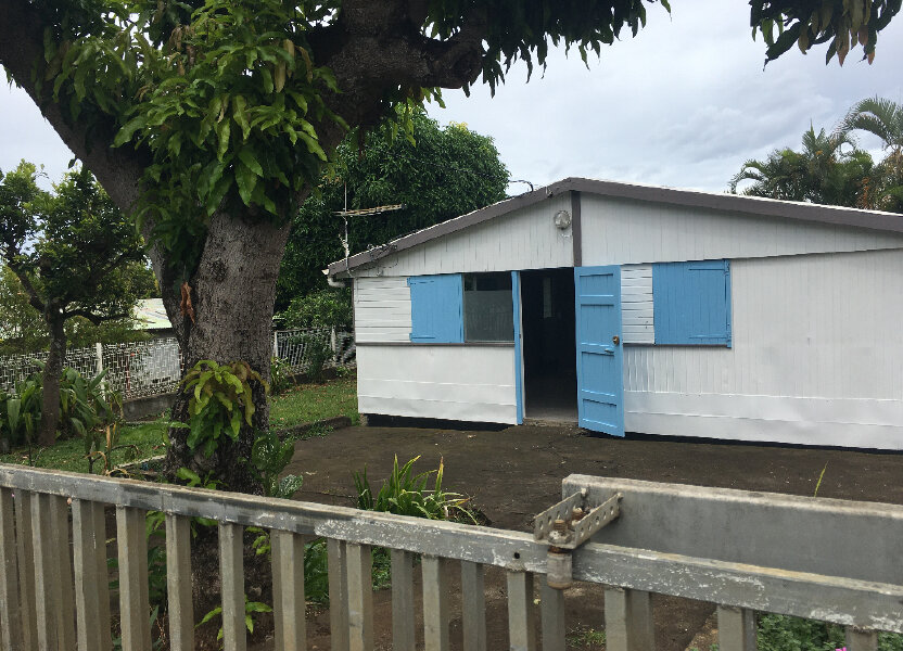 Maison à louer 59m2 à Saint-Paul