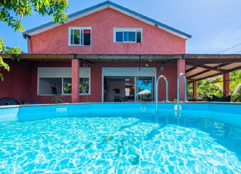Maison à vendre 157m2 à Saint-Pierre