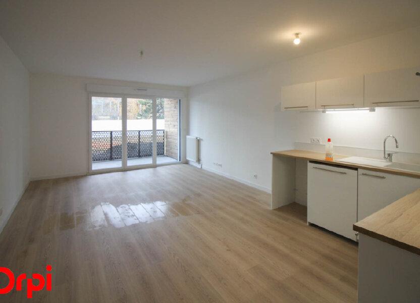 Appartement à louer 62m2 à Cergy