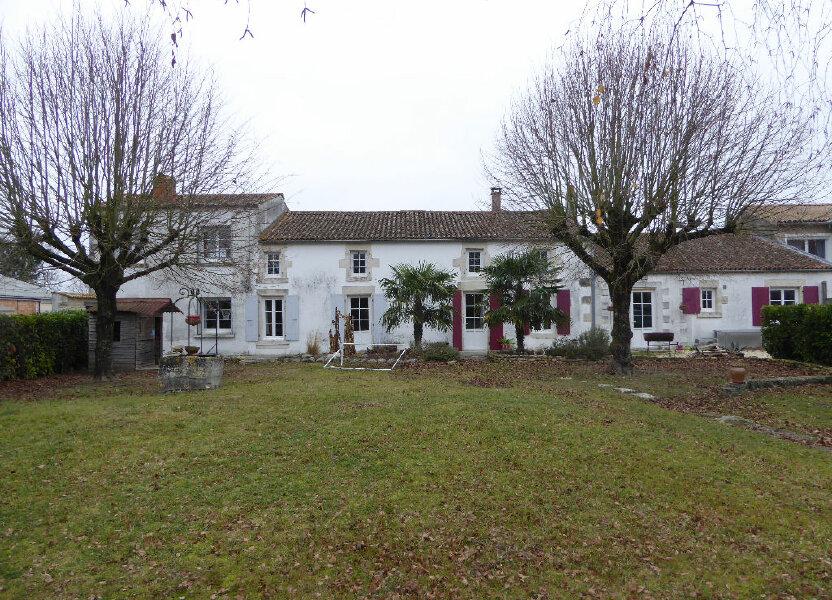 Maison à vendre 248m2 à Courçon