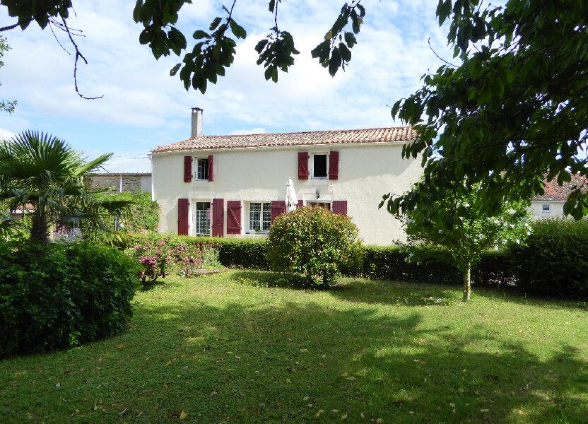 Maison à vendre 166m2 à Saint-Cyr-du-Doret