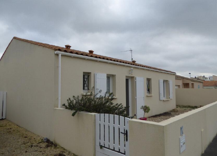 Maison à vendre 73m2 à Saint-Jean-de-Liversay