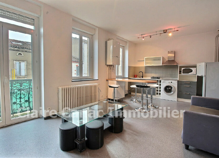 Appartement à louer 56.9m2 à Castres