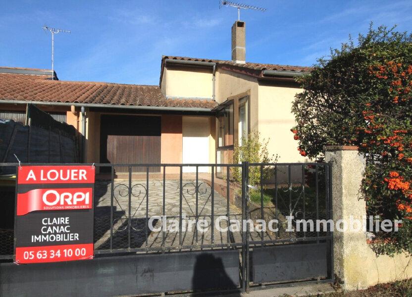 Maison à louer 64m2 à Lavaur