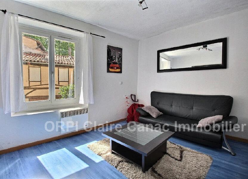 Appartement à louer 35.79m2 à Castres