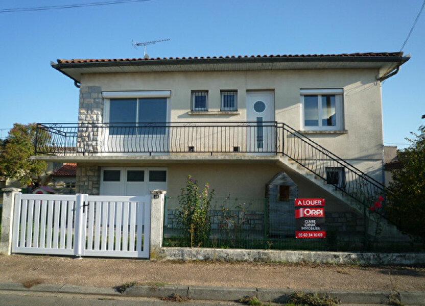 Maison à louer 80m2 à Saint-Sulpice-la-Pointe
