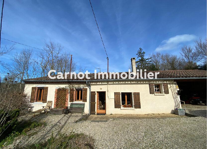 Maison à vendre 106m2 à Burlats