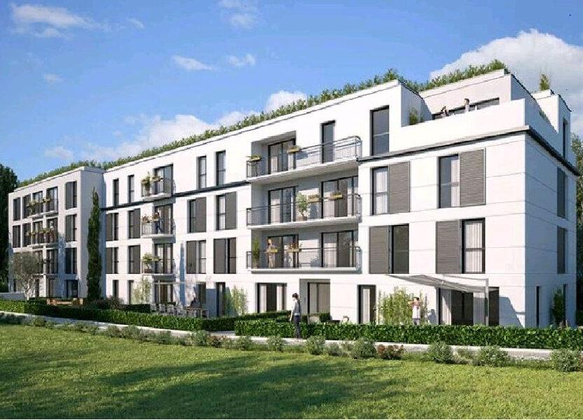 Appartement à louer 60.07m2 à Saint-Michel-sur-Orge
