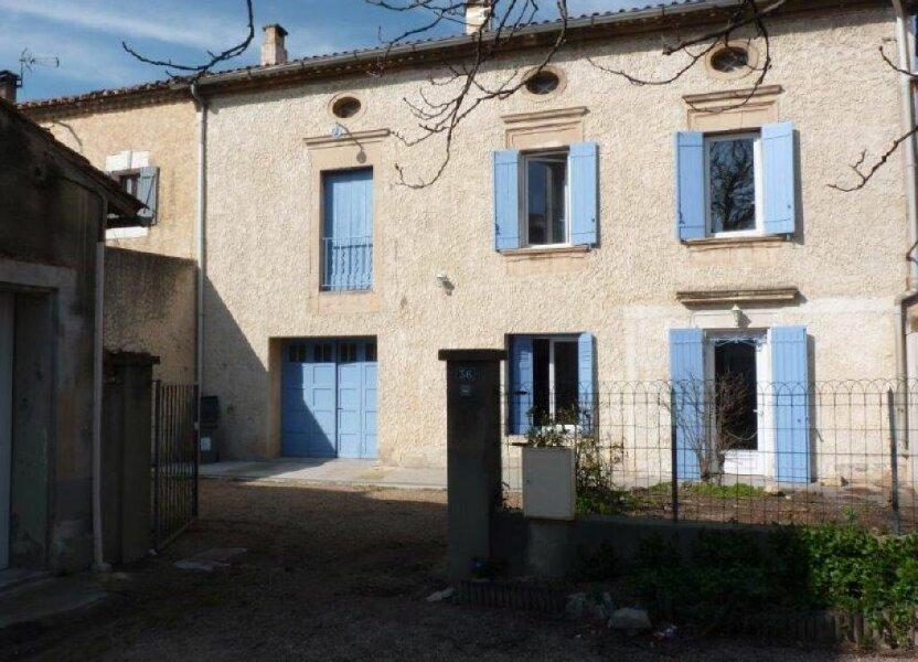 Maison à louer 90m2 à Rognonas