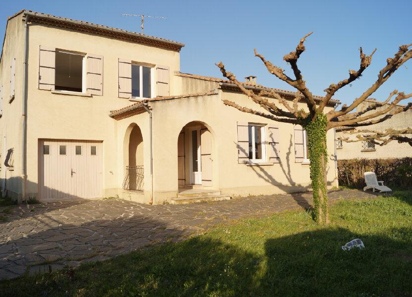 Maison à louer 117.38m2 à Rognonas