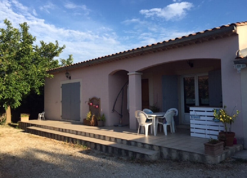 Maison à louer 100m2 à Rognonas