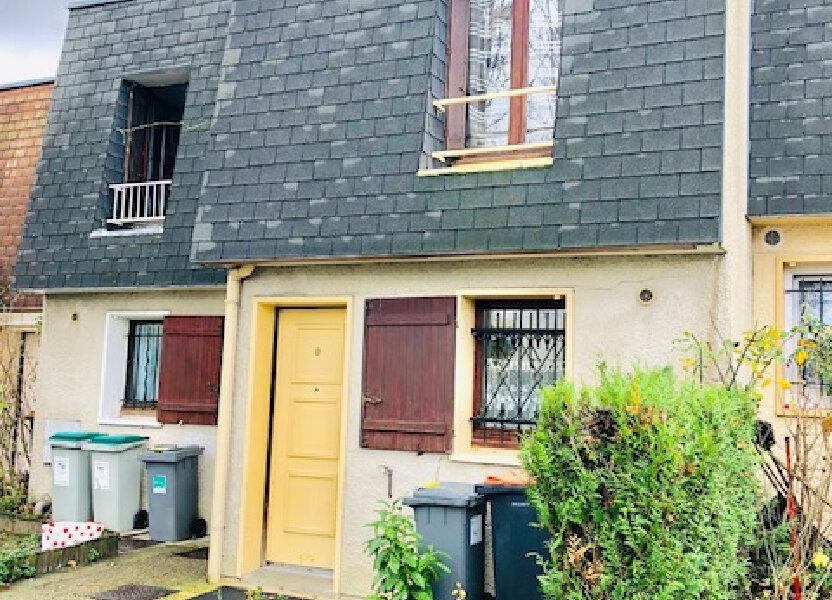 Maison à vendre 68m2 à Garges-lès-Gonesse