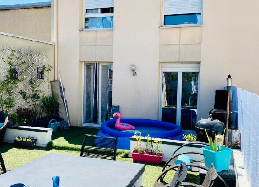 Appartement à vendre 85.5m2 à Stains