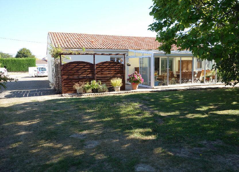 Maison à vendre 130m2 à Talmont-Saint-Hilaire