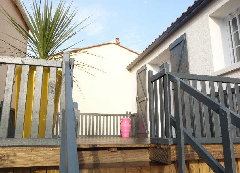 Maison à vendre 95m2 à Talmont-Saint-Hilaire