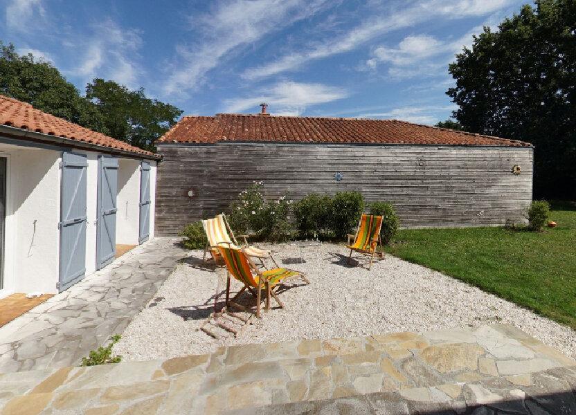 Maison à vendre 165m2 à Poiroux