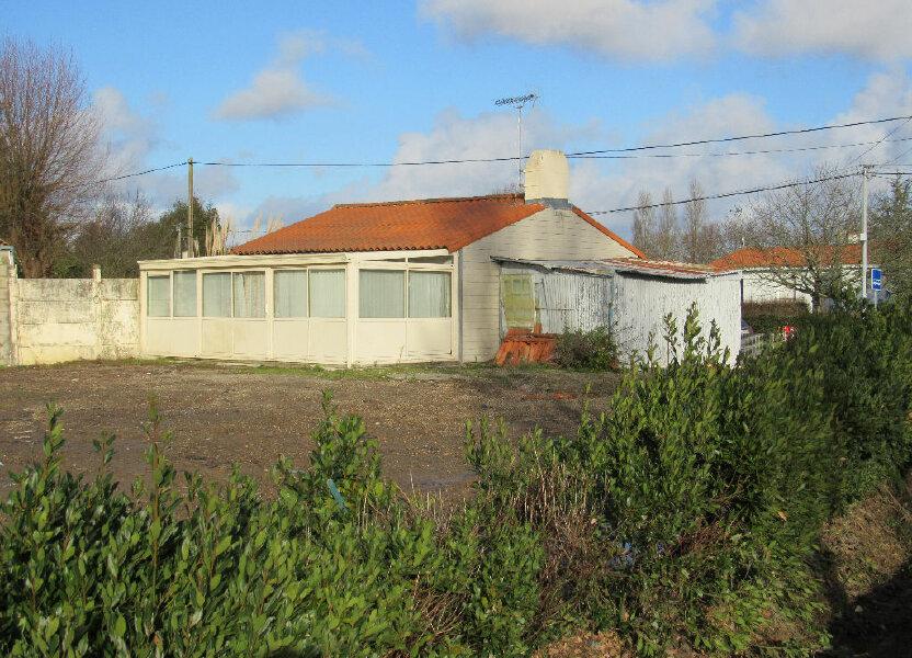 Terrain à vendre 1449m2 à Nieul-le-Dolent