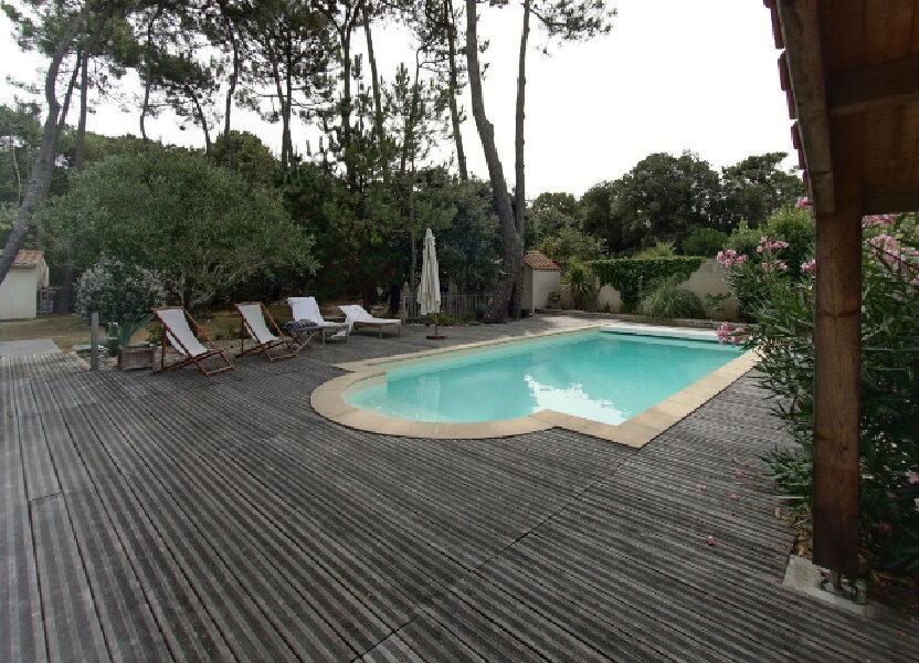 Maison à vendre 166.22m2 à Talmont-Saint-Hilaire