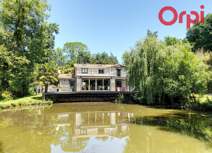 Maison à vendre 170m2 à Talmont-Saint-Hilaire