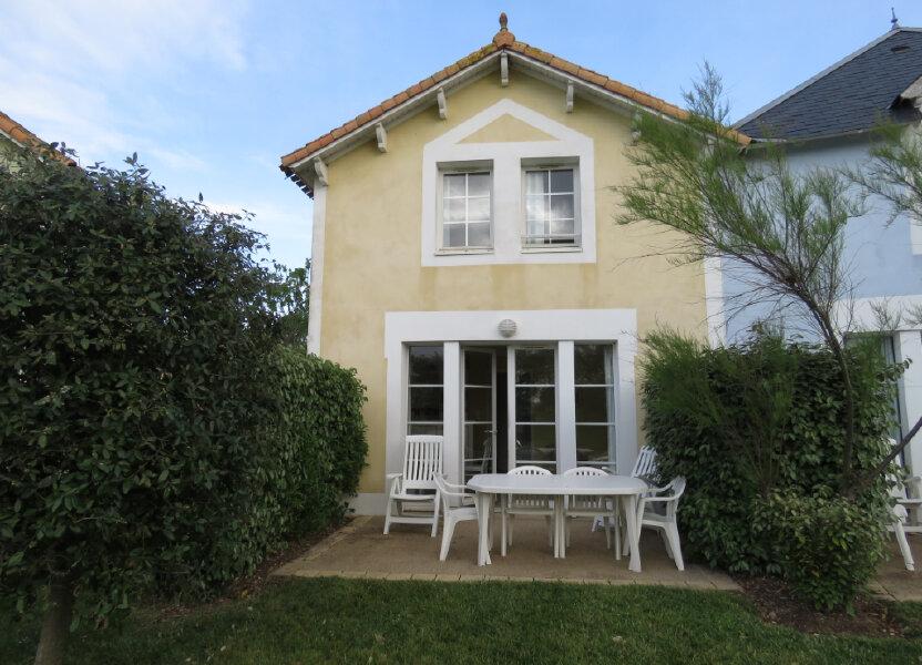Maison à vendre 42m2 à Talmont-Saint-Hilaire